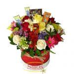 Flores y Chocolates 1 500 X 500