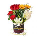 Flor Te amo